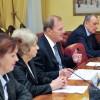Председатель Совета Клуба инвесторов фармацевтической и медицинской промышленности В.И.Сергиенко принял участие в заседании профильного Комитета ТПП
