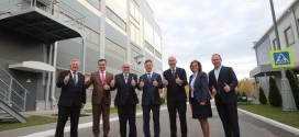 Президент Клуба В.М.Черепов принял участие в открытии новых производственных линий по выпуску лекарственных средств