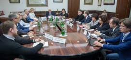 Президент Клуба В.М.Черепов принял участие в заседании рабочей группы РСПП по охране здоровья работающего населения