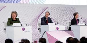 В Москве открылся форум «Здоровье женщин – благополучие нации»