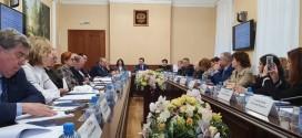Президент Клуба В.М.Черепов принял участие в заседании Межведомственного совета при Минздраве России по общественному здоровью.
