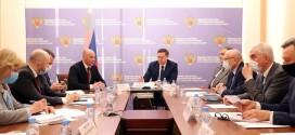 Президент Клуба В.М.Черепов принял участие в заседании Общественного совета при Минздраве России
